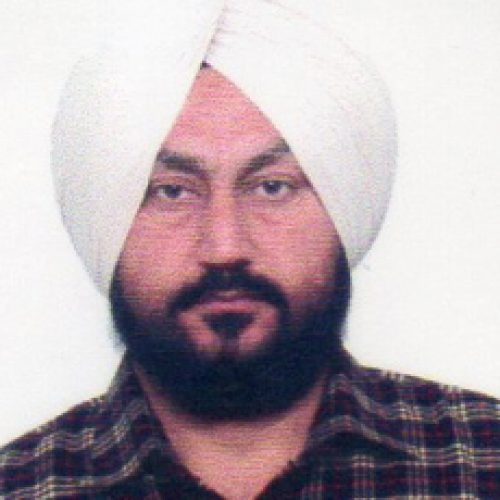 S. Arinder Pal Singh