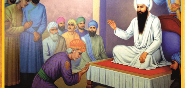GURU NANAK & HIS MISSION HUMANITY