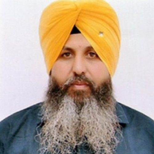 S. Rish Pal Singh